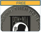 Black Metal Challenge Coins